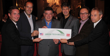 Green Tech Bridge, Fibag, Foto: Bernd Plank